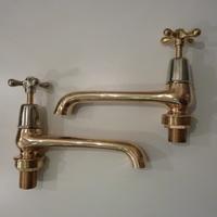 Long Reach Bath Taps by SHANKS & Co C.1930