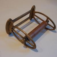 American Brass Roll Holder C.1920