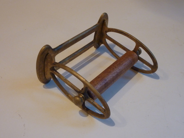 American Brass Roll Holder C.1920