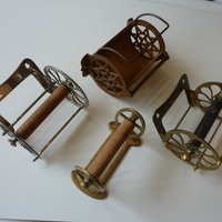 Original Vintage Roll Holders