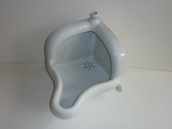 "Dutch Corner Urinal C.1930 by de ""SPHINX"" Maastricht"