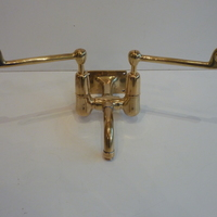 Wall-Fixing Lever Kitchen Mixer by Twyfords C.1930