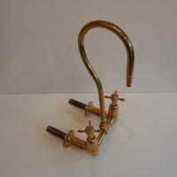 Wall-Fixing Laboratory Mixer Tap C.1920
