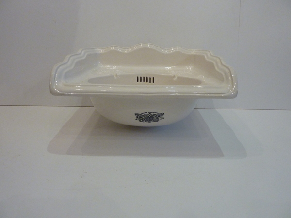 Small Cloakroom Basin by Johnson Bros. C.1900