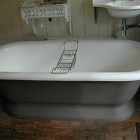 Improved Replica of a Large and Rare American Bath