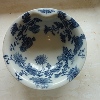 Tip-Up Basin Bowl by Brown, Westhead & Moore C.1889