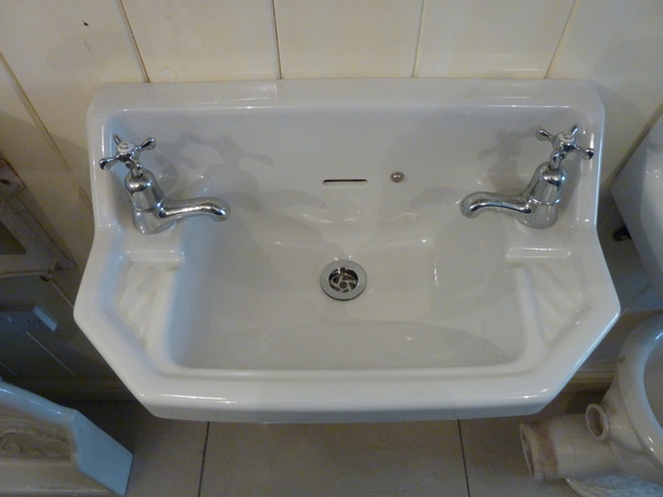 Cloakroom Basin by STANDARD C.1950