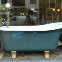 Doulton Slipper Bath dated 23 03 1901 (very rare)