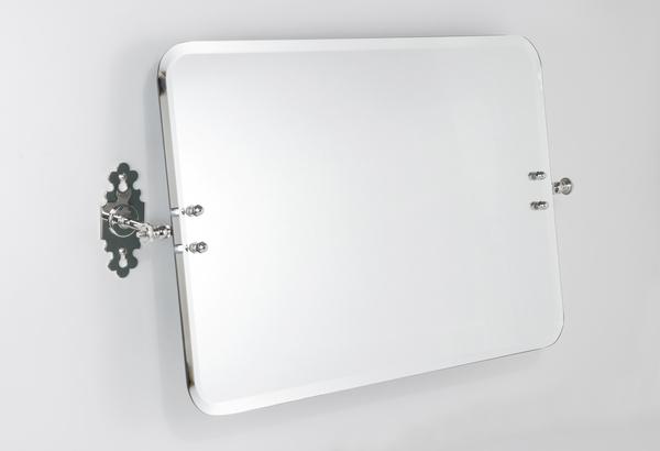 New Savoy Tilting Oval Mirror  Bathstore