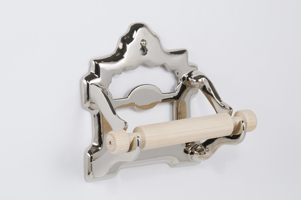 'Art Nouveau' Roll Holder