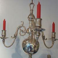 Dutch Candlebra C1890