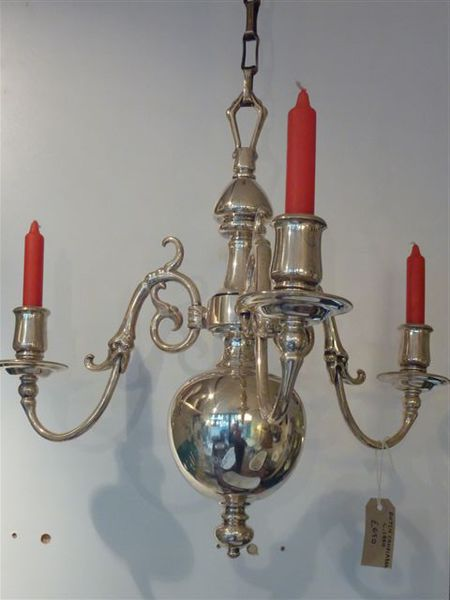 Dutch Candlebra C1890