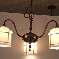 1920s Deco Lamp