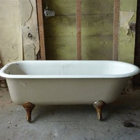 J Delafon Single-Ended Bath C.1910