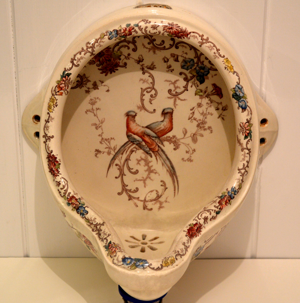 Polychromatic Urinal c.1890
