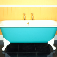 French 'Roman' Double-Ended Bath c.1880