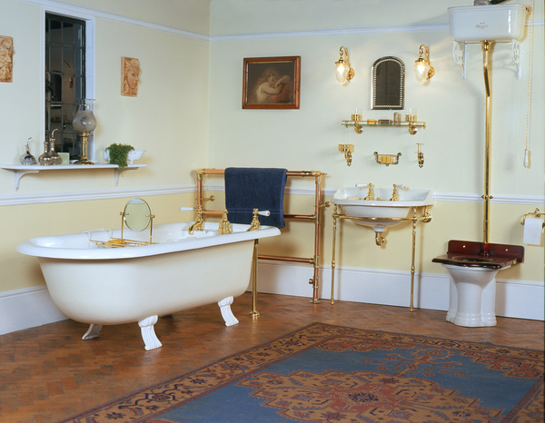 Bathrooms With Clawfoot Tubs Ideas
