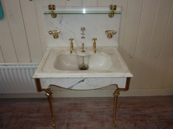 Edwardian Marble Vanity Basin By Shanks Amp Co C 1900